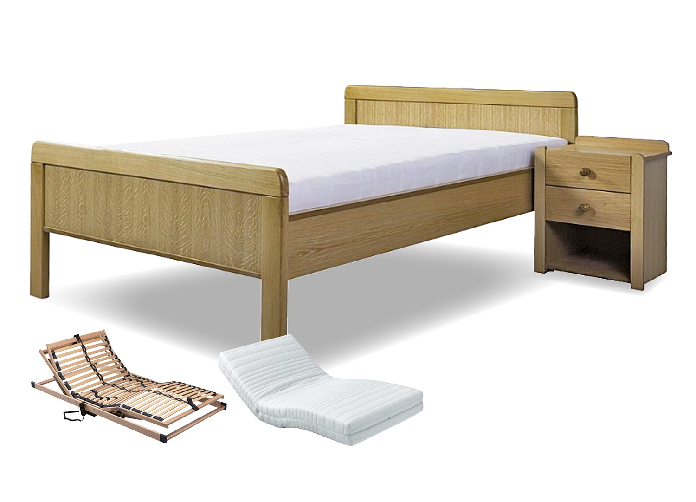 Bed 120x200 Compleet.Wortelboer